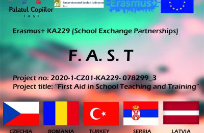 """""""First Aid in School Teaching and Training"""" – FAST"""
